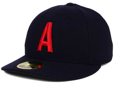 Atlanta Braves New Era MLB 2016 Turn Back The Clock 59FIFTY Cap