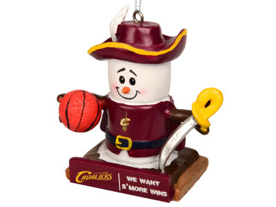 Cleveland Cavaliers Thematic Smore Ornament