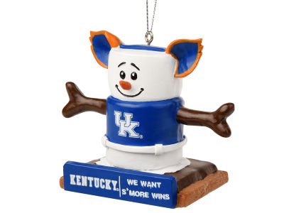 Kentucky Wildcats Thematic Smore Ornament