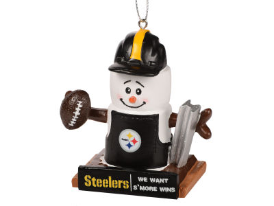 Pittsburgh Steelers Thematic Smore Ornament