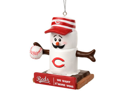 Cincinnati Reds Thematic Smore Ornament