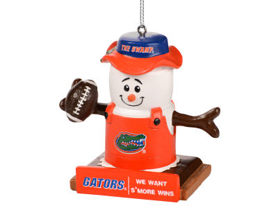 Florida Gators Thematic Smore Ornament