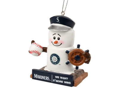 Seattle Mariners Thematic Smore Ornament