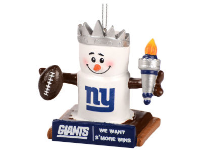 New York Giants Thematic Smore Ornament