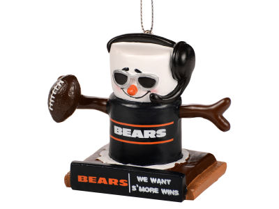 Chicago Bears Thematic Smore Ornament