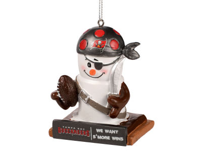 Tampa Bay Buccaneers Thematic Smore Ornament