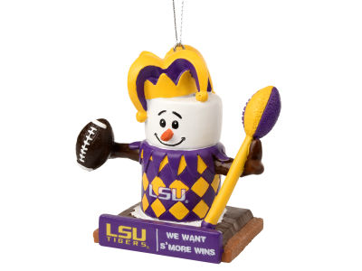 LSU Tigers Thematic Smore Ornament