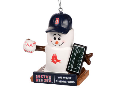 Boston Red Sox Thematic Smore Ornament