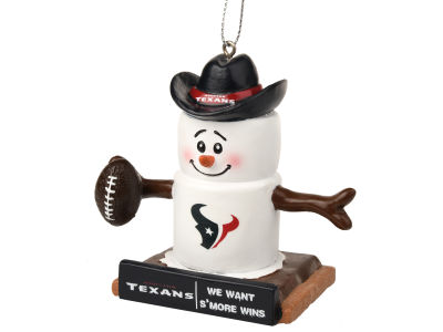 Houston Texans Thematic Smore Ornament