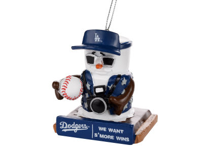 Los Angeles Dodgers Thematic Smore Ornament