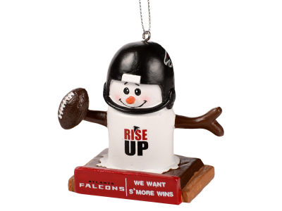 Atlanta Falcons Thematic Smore Ornament