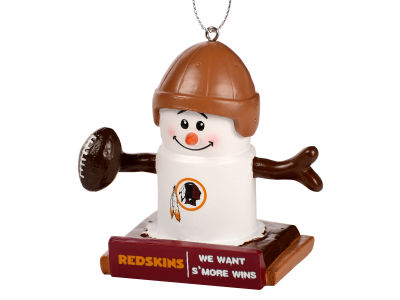 Washington Redskins Thematic Smore Ornament