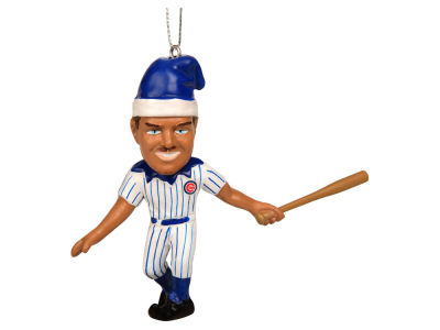 Chicago Cubs Kris Bryant Player Elf Ornament