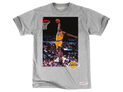 Los Angeles Lakers Kobe Bryant Mitchell and Ness NBA Men's Kobe 8 Highlight T-Shirt