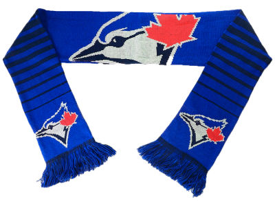Toronto Blue Jays Big Logo Scarf Reversible