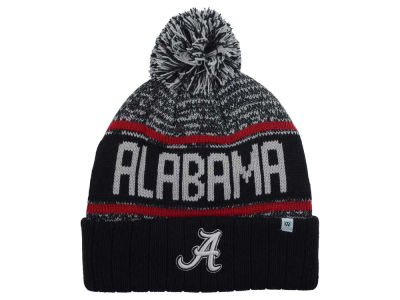 Alabama Crimson Tide Top of the World NCAA Acid Rain Pom Knit
