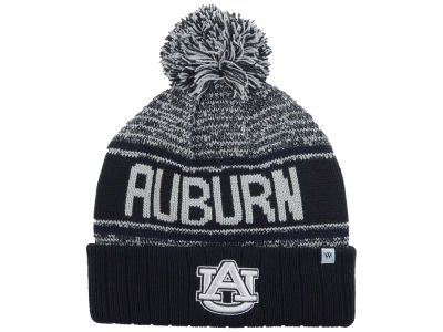 Auburn Tigers Top of the World NCAA Acid Rain Pom Knit