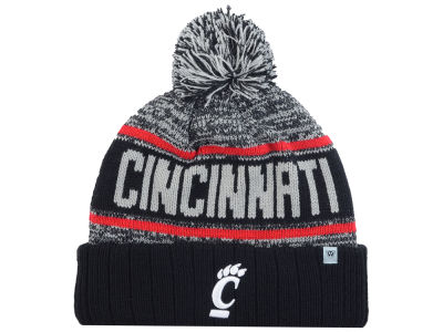 Cincinnati Bearcats Top of the World NCAA Acid Rain Pom Knit