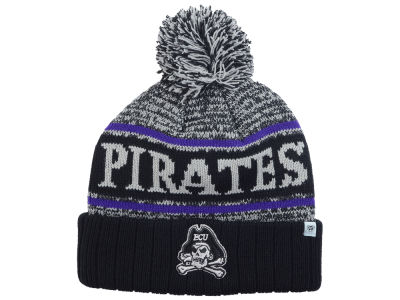 East Carolina Pirates Top of the World NCAA Acid Rain Pom Knit
