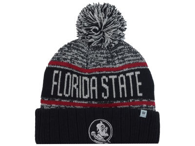 Florida State Seminoles Top of the World NCAA Acid Rain Pom Knit