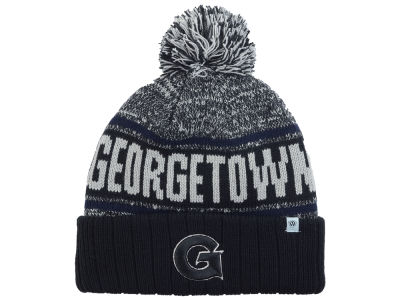 Georgetown Hoyas Top of the World NCAA Acid Rain Pom Knit