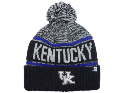 Kentucky Wildcats Top of the World NCAA Acid Rain Pom Knit