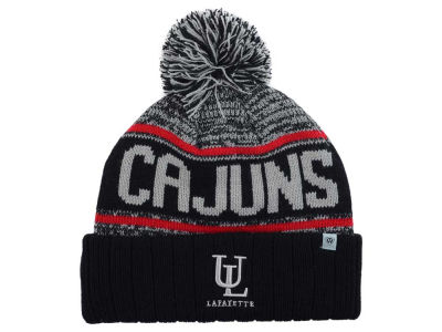 Louisiana Ragin' Cajuns Top of the World NCAA Acid Rain Pom Knit