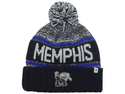 Memphis Tigers Top of the World NCAA Acid Rain Pom Knit
