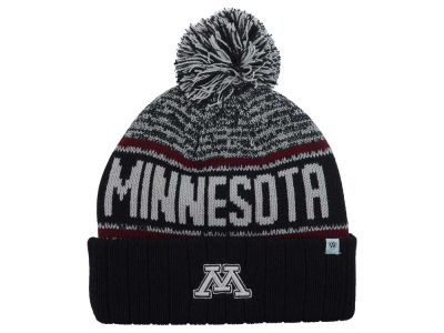 Minnesota Golden Gophers Top of the World NCAA Acid Rain Pom Knit