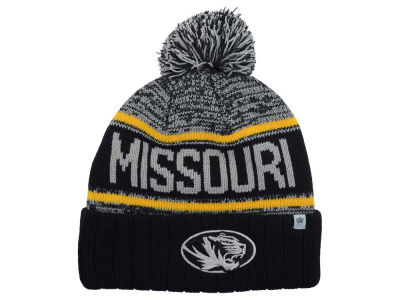 Missouri Tigers Top of the World NCAA Acid Rain Pom Knit