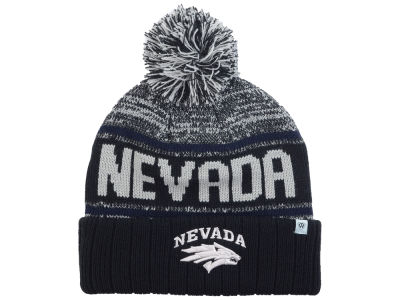 Nevada Wolf Pack Top of the World NCAA Acid Rain Pom Knit