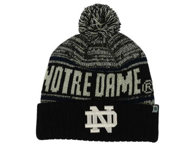 Notre Dame Fighting Irish Top of the World NCAA Acid Rain Pom Knit