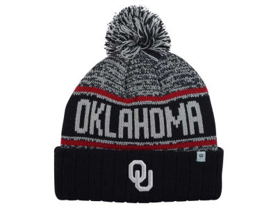Oklahoma Sooners Top of the World NCAA Acid Rain Pom Knit
