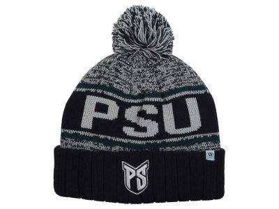 Portland State Vikings Top of the World NCAA Acid Rain Pom Knit