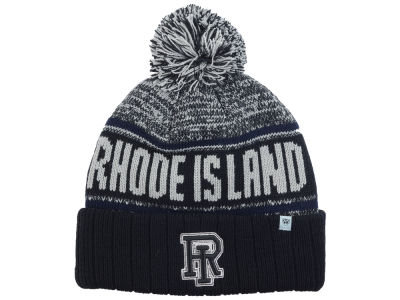 Rhode Island Rams Top of the World NCAA Acid Rain Pom Knit