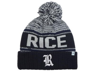 Rice Owls Top of the World NCAA Acid Rain Pom Knit