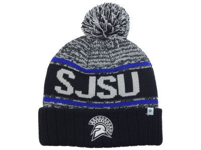 San Jose State Spartans Top of the World NCAA Acid Rain Pom Knit