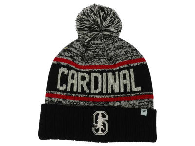 Stanford Cardinal Top of the World NCAA Acid Rain Pom Knit