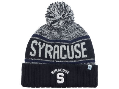 Syracuse Orange Top of the World NCAA Acid Rain Pom Knit