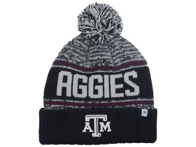 Texas A&M Aggies Top of the World NCAA Acid Rain Pom Knit