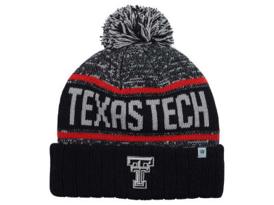 Texas Tech Red Raiders Top of the World NCAA Acid Rain Pom Knit