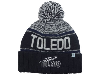 Toledo Rockets Top of the World NCAA Acid Rain Pom Knit