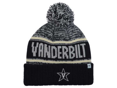 Vanderbilt Commodores Top of the World NCAA Acid Rain Pom Knit