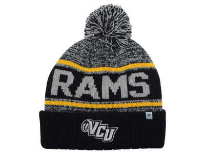 VCU Rams Top of the World NCAA Acid Rain Pom Knit
