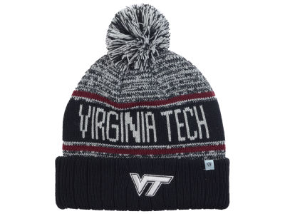 Virginia Tech Hokies Top of the World NCAA Acid Rain Pom Knit