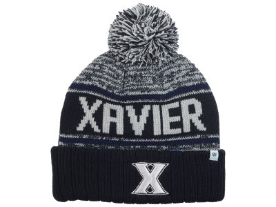 Xavier Musketeers Top of the World NCAA Acid Rain Pom Knit