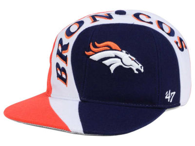 Denver Broncos NFL Circuit '47 CAPTAIN Cap