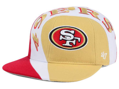 San Francisco 49ers NFL Circuit '47 CAPTAIN Cap