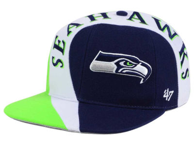 Seattle Seahawks '47 NFL Circuit '47 CAPTAIN Cap