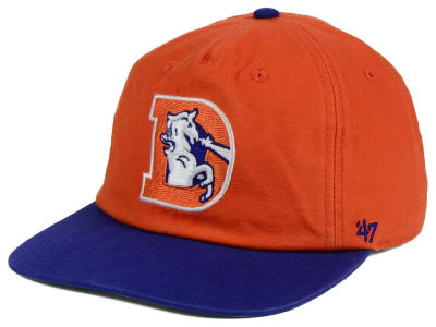 Denver Broncos NFL Marvin '47 CAPTAIN Cap